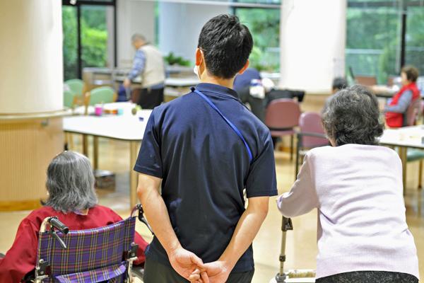 社会福祉法人はぐくむ会 介護老人保健施設逍遥の郷